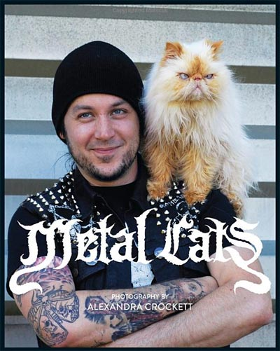 Metal Cats / Alexandra Crockett