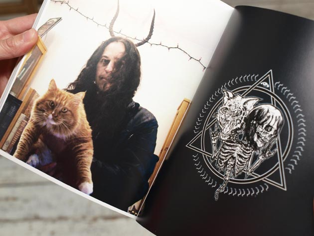 Metal Cats / Alexandra Crockett