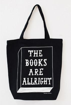 THE BOOKS ARE ALLRIGHT